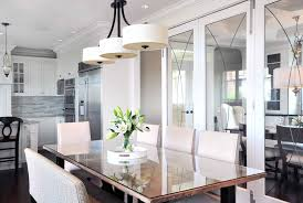kitchen table lighting dining room modern. Fine Kitchen Drum Light Fixtures Dining Room Transitional With Counter Seats Shade For Kitchen Table Lighting Modern