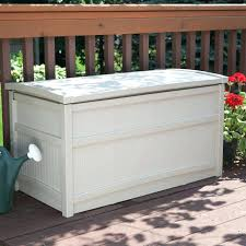 A Rubbermaid Deck Box With Seat Boxes Stunning Storage Outdoor  Bench Flooring And