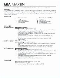 Sample Resume For Residental Real Estate Administrative Assistant ...