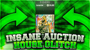 INSANE AUCTION HOUSE GLITCH ON NBA 2K20 ...