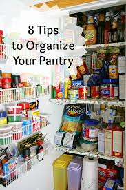 8 tips and tricks to organize your pantry blissfully domestic