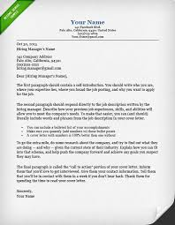 Letter A Template 40 Battle Tested Cover Letter Templates For Ms Word Resume Genius