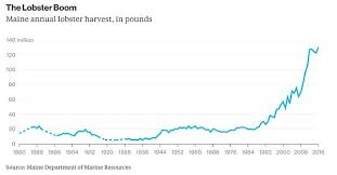 Record Lobster Production Defies Alarmist Climate Scare