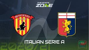 2020-21 Serie A – Benevento vs Genoa Preview & Prediction - The Stats Zone