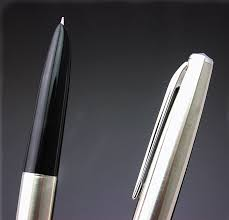 <b>Jinhao 911 Pure Silver</b> Steel Fountain Pen with 0.38mm Extra Fine ...