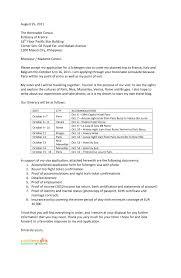 Cover Letter Sample For Uk Visitor Visa Cover Letter