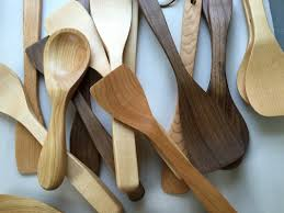 American Made Kitchen Utensils Carved Wooden Spoons Carved Wooden Spoons Brunswick Maine
