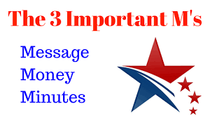 3 Important Elements Winning Political Campaign Have In