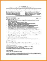 Property Manager Resume Sample More So In The Property Manager