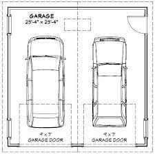 Garage Shop Designs Floor Design 4 Car Garage S With Living 4 Car Garage Size