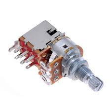 push pull b250k potentiometer wiring diagram