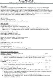 Medical Student Resume Medical Resumes Templates Medical Student