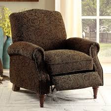 Image Ashley Shop Furniture Of America Vargo Paisley Brown Push Back Recliner Chair Free Shipping Today Overstockcom 13767755 Overstock Shop Furniture Of America Vargo Paisley Brown Push Back Recliner