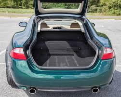 2007 Jaguar XK -COUPE WITH LOW 36k MILES- 4.2 L -PADDLE SHIFT ...