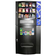 Combo Vending Machines For Sale Classy PopSnack Combo Vending Machines For Sale Business Industrial
