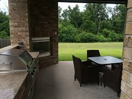 Garden Kitchen Houston Outdoor Kitchen Grills Houston 1391 Home And Garden Photo