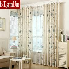 Foral Window Curtains for Living Room Blackout Blinds for Bedroom ...