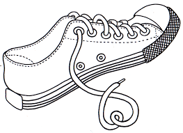 Small Picture Shoe Coloring Pages Free Printable Pictures Coloring Pages For Kids
