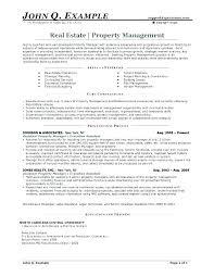 Sample Management Resumes Electrical Maintenance R Resumes Nursing Gorgeous Property Manager Resume Sample
