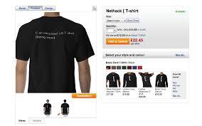 Shirts Wiki Talk Shirt Nethack Wiki