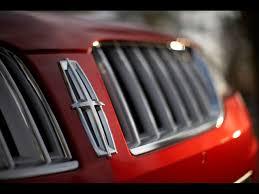 2009 Lincoln Mark MKS - Hood Emblem - 1280x960 - Wallpaper