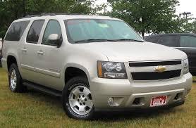 Chevrolet Suburban — Wikipédia