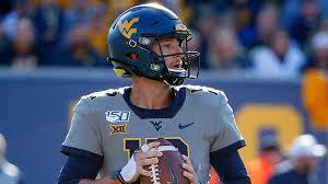 West Virginia University Football Depth Chart West Virginia Quarterback Austin Kendall Leaves In First