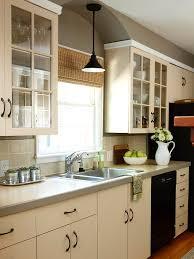 gorgeous galley kitchen