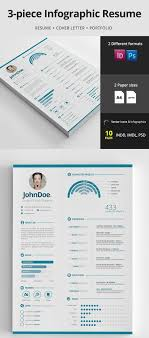 Free Infographic Resume Templates Free Resume Templates Creative Template Modern Cv Word Cover In 50