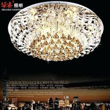 flush mount chandelier crystal beautiful fancy for your home design ideas lighting
