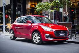 new car launches australiaNew Maruti Suzuki Swift 2017 rolled out in Australia India