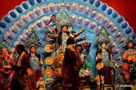 durga puja a festival carnival of kolkata  durga puja a festive carnival of kolkata