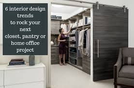 office pantry design. 6 Hot Interior Design Trends To Rock Your Closet Pantry Home Office | Innovate Org R