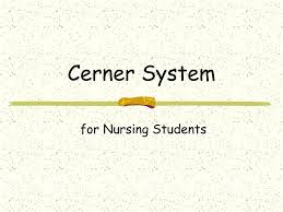 Ppt Cerner System Powerpoint Presentation Free Download