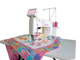 Handi-Quilter Machines & HQ Sweet Sixteen Sit Down Machine Adamdwight.com