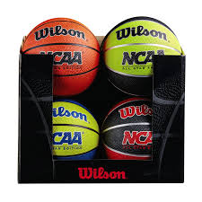wilson mini basketball assorted colors basket meijer grocery pharmacy home more
