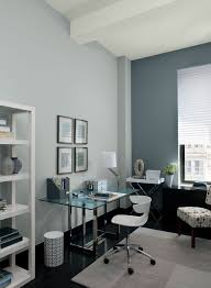 color schemes for office. Blue Home Office Ideas - Serene And Streamlined Paint Colour Schemes Color For