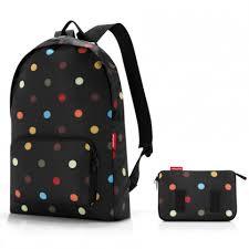 AP7009 <b>Рюкзак складной REISENTHEL Mini</b> maxi dots купить в ...