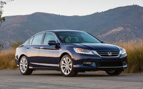 2013 Honda Accord viii sedan – pictures, information and specs ...