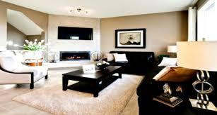 living room corner fireplace
