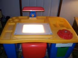 little tikes light up desk with swivel chair nextech classifieds
