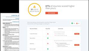 Homey Free Resume Checker Marvelous Check Review Livecareer Resume