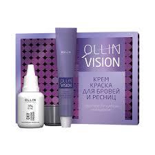 <b>VISION</b> SET Крем-краска для бровей и ресниц графит 20 мл от ...