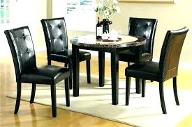 small round dining table and chairs small dining table set for 4 pictures design