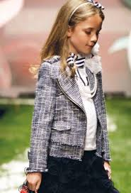 chanel kids. chanel style jacket | miss grant perfect for my baby girl faith she would look fab kids