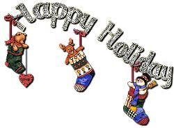 happy holidays banner gif. Fine Banner Happy Holidays For Happy Holidays Banner Gif