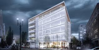 office building design. 1127 SW Morrison Office Building Design