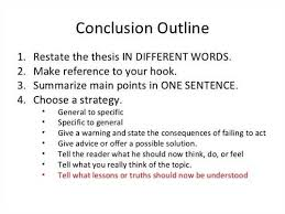 dissertation conclusion help the writing center  dissertation conclusion help