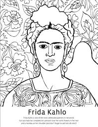 Learn vocabulary, terms and more with flashcards, games and other study tools. Diego Rivera Coloring Pages Frida Kahlo Coloring Pages Studio T Blog Art Art Handouts Art Lessons