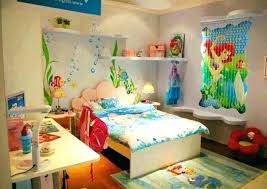 Ariel Themed Bedroom Themed Bedroom Objectively Speaking The Little Mermaid  Little Mermaid Themed Bedroom . Ariel Themed Bedroom Little Mermaid ...